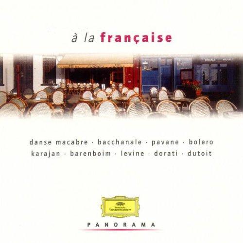 Panorama: A La Francaise