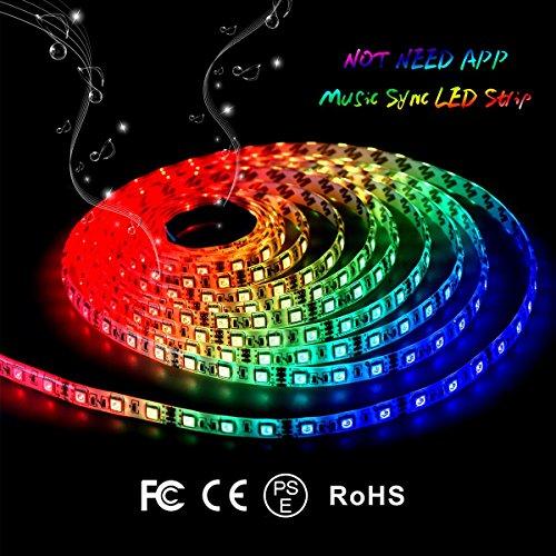 Colored Led Light Strings - 2