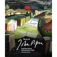 The Art of John Piper by David Fraser Jenkins (2016-06-01)