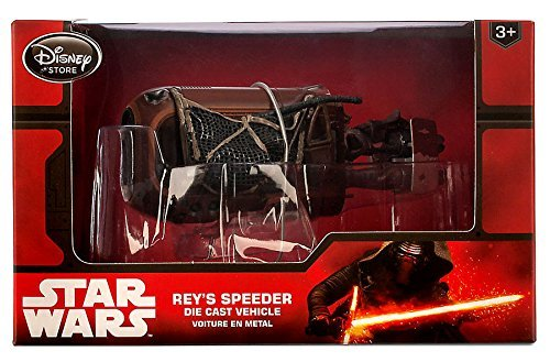 - Disney Star Wars The Force Awakens Rey's Speeder Exclusive 5