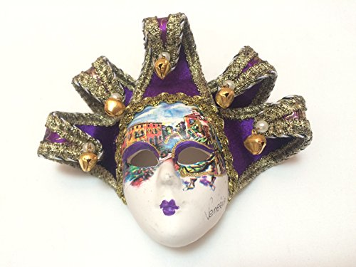 Ceramic Mask - 8