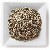 Mahamosa Ginger Spice Delight Tea 2 oz - Herbal Spice Loose Leaf (Looseleaf) Tea Blend (with ginger root, cardamom, coriander, turmeric root, cloves, nutmeg)