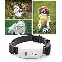 TKSTAR Mini Rastreador GPS para Mascotas, GPS en Tiempo Real, gsm/GPRS/GPS, Rastreador de Seguridad para Mascotas, Largo…