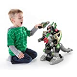 Fisher-Price Imaginext Power Rangers Green-Ranger and Dragonzord R/C Vehicle