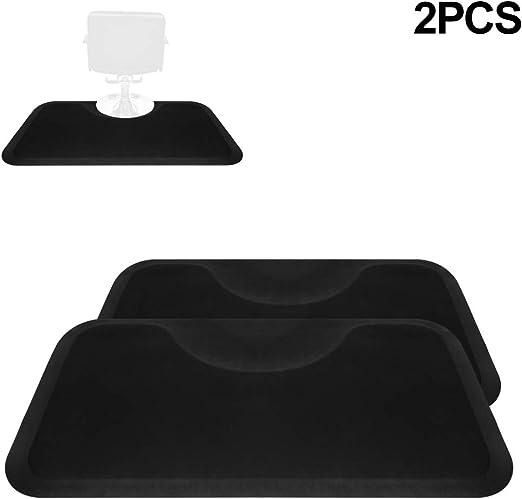 """Anti Fatigue Mat,1//2/"""" Premium Beauty Salon Floor Mat Comfort Standing Desk Mat x"""