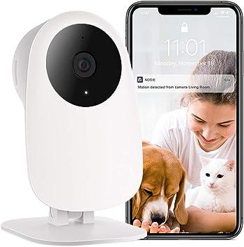 HD WIFI y 3/G Indoor Vigilancia con detector de movimiento e infrarrojos