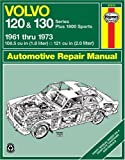 Volvo 120 and 130 Series and 1800 Sports, 1961-1973 (Haynes Repair Manuals) 1st edition by Haynes, John (1988) Paperback