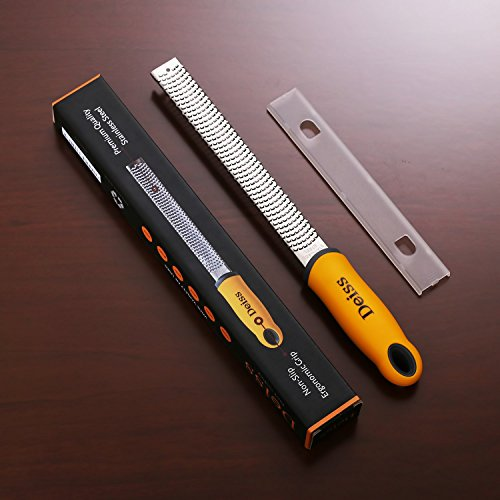 deiss pro citrus lemon zester amp cheese grater parmesan