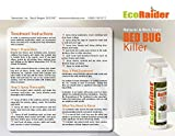 Bed Bug Killer by EcoRaider 16 oz, Fast and Sure