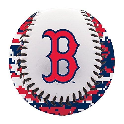 Franklin Sports MLB Boston Red Sox Digi Camo Soft Strike Baseball -