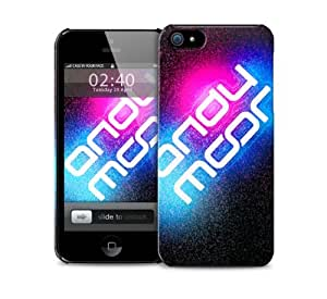 Official Andy Moor Neon iPhone 5 / 5S protective case