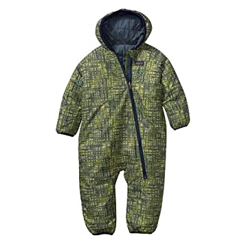 a739f673e Image Unavailable. Image not available for. Color: Patagonia Reversible Puff -Ball Bunting - Infant/Toddler ...