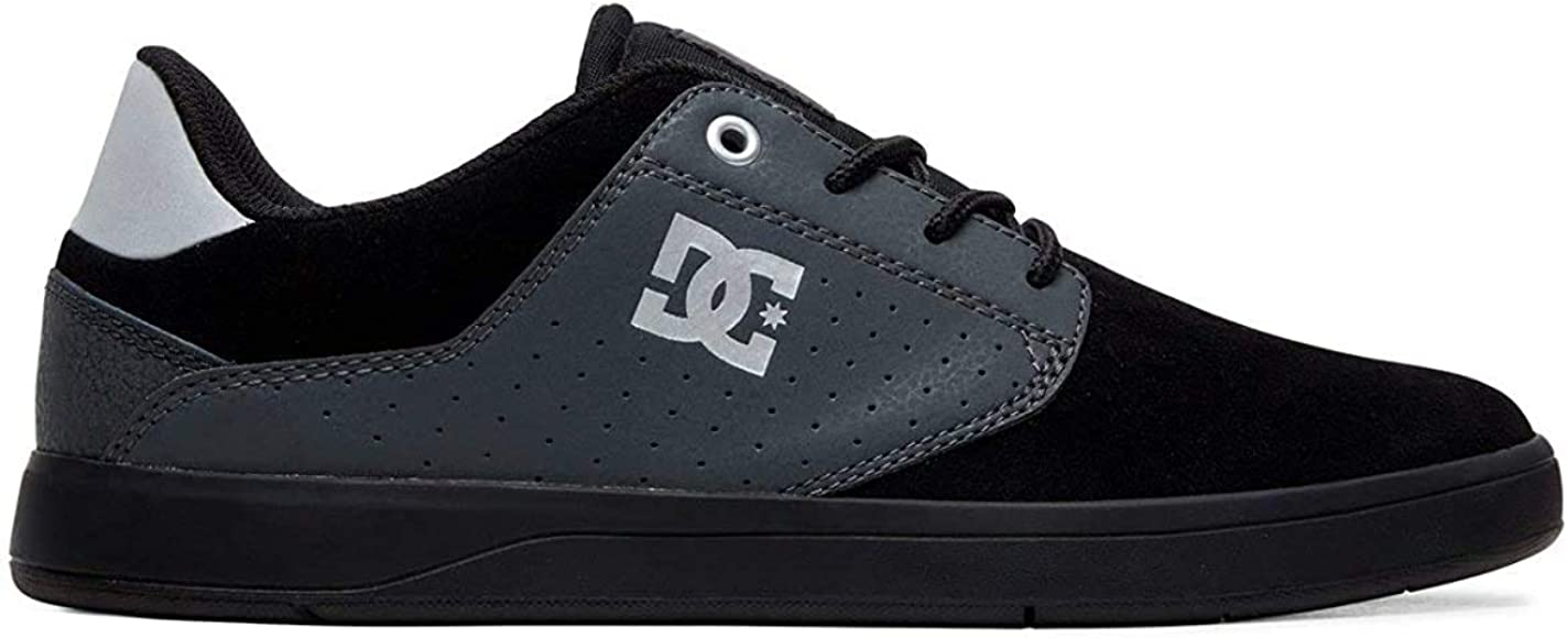 DC Shoes Plaza - Leather Shoes for Men