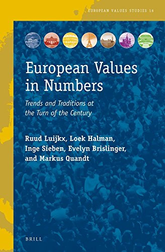 European Values in Numbers: Trends and Traditions at the Turn of the Century (European Values Studies)
