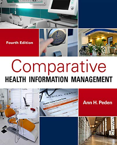 Comparative Health Information Management by Cengage Learning