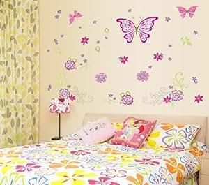 amazoncom createforlife home decor vinyl wall sticker