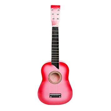 VenGo Guitarra Eléctrica para Niños, Juguete de Guitarra de 6 ...
