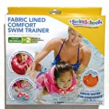 SwimSchool Comfort Swim Trainer by Pink One Size 30-50 lb Level 2