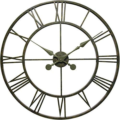 wall clock open face - 5