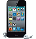 Black for Apple iPod Touch 8GB (4th Generation) with Box Packaging (Black-8G)