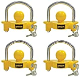 Reese-Towpower-72783-Universal-Coupler-Lock-Adjustable-Storage-Security-HeavyDuty-Steel-4