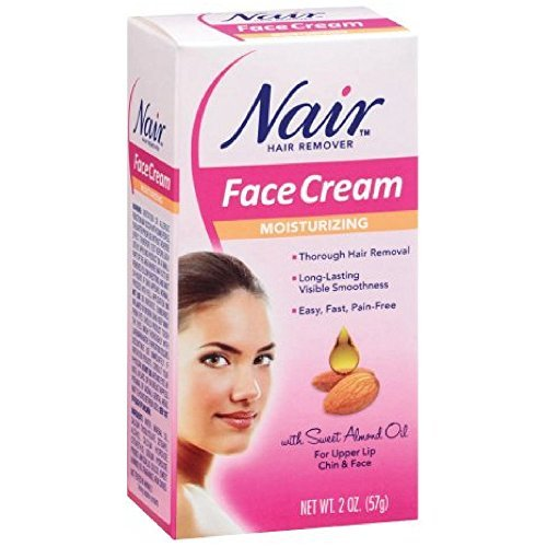 Nair Sensitive Hair Removal Cream For Face