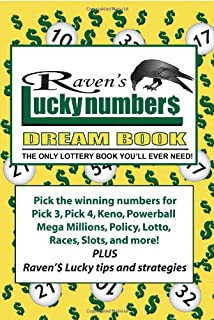2019 Lottery Dream Numbers Book: Code Your Dreams Into Lotto Numbers