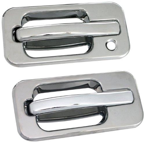 All Sales 601 Polished Billet Aluminum Door Handle and Bucket Kit (Billet Door Handle 2003 Hummer H2 compare prices)