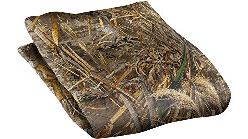 - Allen Hunting Blind Burlap Material - (12 feet x 54 inches) Realtree Max-5