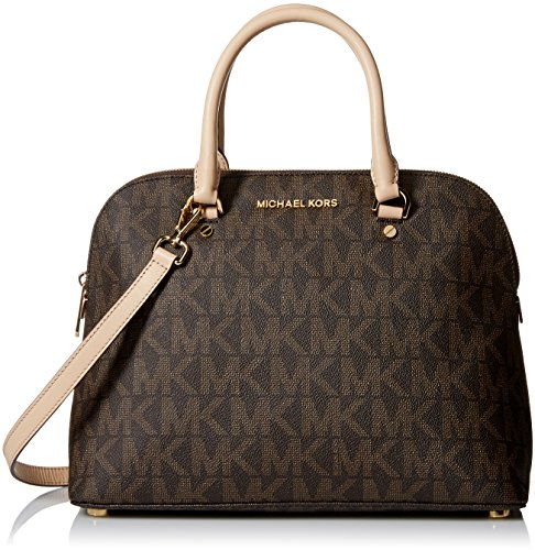 (Michael Kors Cindy Lg Brown )