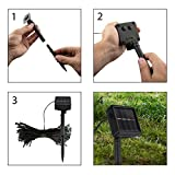 ORA 100 LED Solar Powered String Lights with