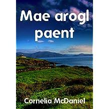 Mae arogl paent (Welsh Edition)