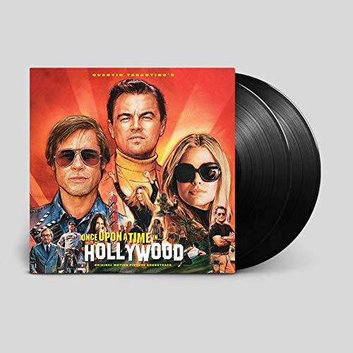 Quentin Tarantino'S Once Upon A Time In Hollywood Original Motion Picture Soun (Vinyl)
