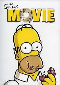 The Simpsons Movie (DVD Movie)