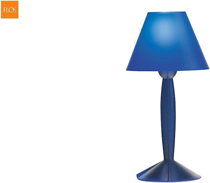 Miss Sissi Flos Lampada Da Tavolo Blu Amazon It Illuminazione