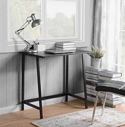 Homestar Oberon Writing Desk in Dark Oak Finish