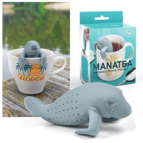 Manatea Tea Infuser Silicone Strainer