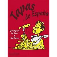 ALSBACH - EDUCA CEES HARTOG - TAPAS DE ESPAÑA Partition classique Guitare - luth Guitare