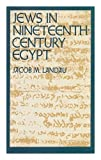 Jews in Nineteenth Century Egypt, Jacob M. Landau, 0814702481