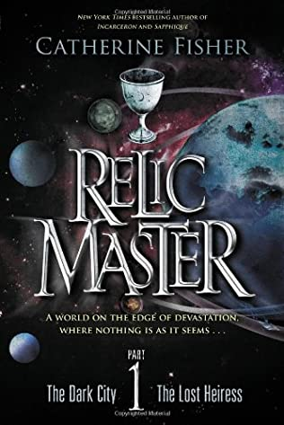 book cover of Relic Master Part 1