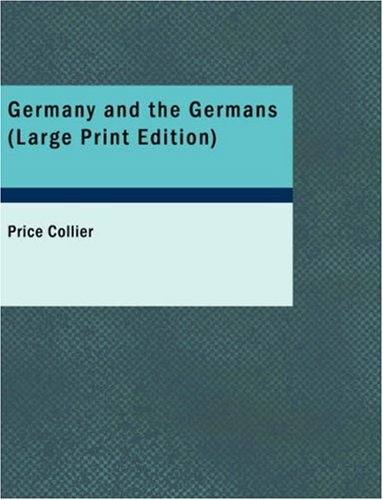Download Germany and the Germans: From an American Point of View pdf epub