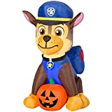 3 Chase From Paw Patrol Airblown Lighted Yard Inflatable