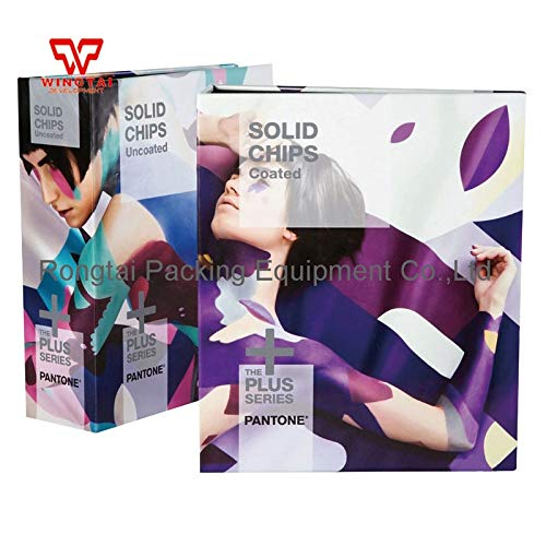 Anncus GP1606N Pantone Color Guide Solid Chip Coated & Uncoated Tear-Off Type by Anncus (Image #2)
