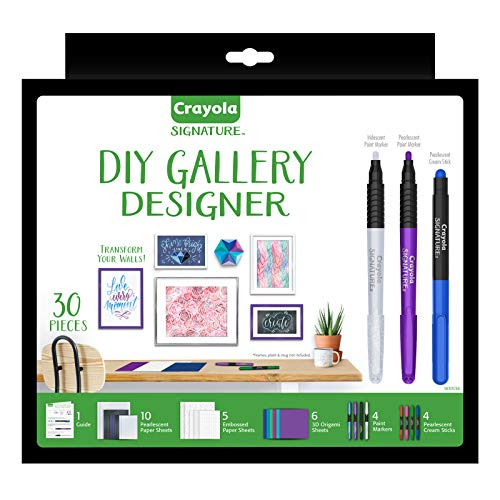 Crayola DIY Gallery Wall