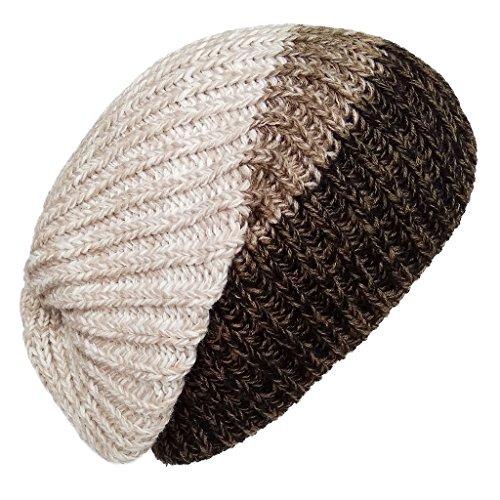 2c1863065c209 LETHMIK Unique Winter Skull Beanie Mix Knit Slouchy Hat Ski Cap for ...