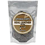 auto aroma - Aroma Chips Real Leather Scent (25 Pack) Car Air Freshener Chips with 2 Vent Clips Odor Removing, Long Lasting