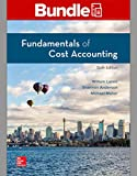 img - for GEN COMBO FUNDAMENTALS OF COST ACCOUNTING; CONNECT ACCESS CARD book / textbook / text book
