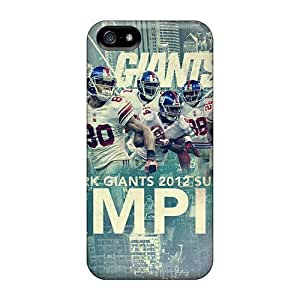Hot Tpye New York Giants Cases Covers Case For Samsung Galaxy S5 Cover