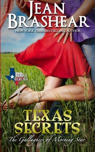 book cover of Texas Secrets