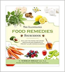Book The Illustrated Food Remedies Sourcebook